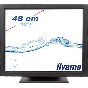48cm - Touch - D-SUB/DVI/USB IIYAMA T1931SR-B1