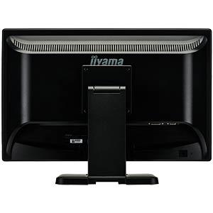 55cm - Touch - D-SUB/DVI/HDMI/Audio/USB - 1080p - EEK A IIYAMA T2252MTS-B3