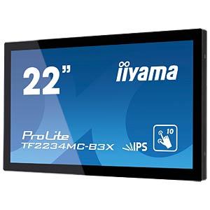 55cm Touchmonitor, 10 Punkt, Open Frame IIYAMA TF2234MC-B3X