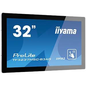 80cm Touchmonitor, 12 Punkt, Open Frame, EEK B IIYAMA TF3237MSC-B3AG