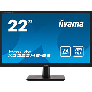 IIY X2283HSB5 - 54,7cm Monitor