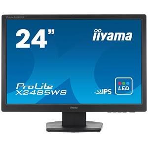 61cm - VGA/DVI/DP/Audio - 16:10 IIYAMA X2485WS-B1