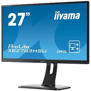 69cm - VGA/DVI/HDMI/USB/Audio - Pivot - 1080p - EEK B IIYAMA XB2783HSU-B1