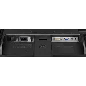 48 cm — 5:4 — VGA/DVI/Audio — Pivot LG 19MB35PM-B