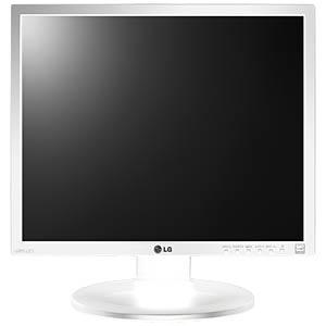 48cm - 5:4 - VGA/DVI/Audio - Pivot LG 19MB35PM-W