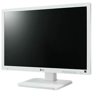 56cm - VGA/DVI/audio - pivot LG 22MB65PM-W