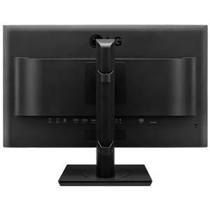 60cm Monitor, Lautsprecher, Pivot, EEK A LG 24BK750Y-B.AEU