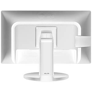 60cm - VGA/DVI/Audio - Pivot LG 24MB35PM-W