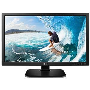 61cm — VGA/DVI/DP/USB/audio — pivot LG 24MB37PY-B