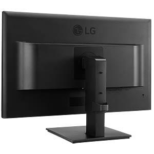 69cm Monitor, USB, Lautsprecher, mit Pivot, EEK A LG 27BK550Y-B.AEU