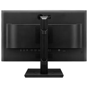 69cm Monitor, Lautsprecher, mit Pivot, EEK A+ LG 27BK750Y-B.AEU