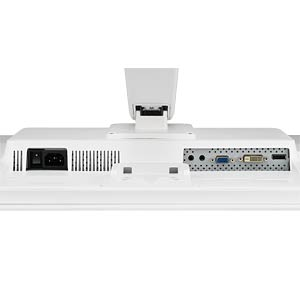 69 cm — VGA/DVI/DP/USB/Audio — 1080p — Pivot LG 27MB65PY-W