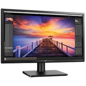 69cm Monitor, Pivot, EEK A LG 27UD58P-B.AEU