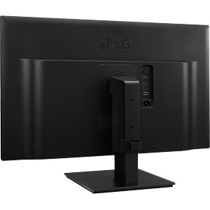 69cm Monitor, Pivot, UHD, EEK A LG 27UD59P-B.AEU