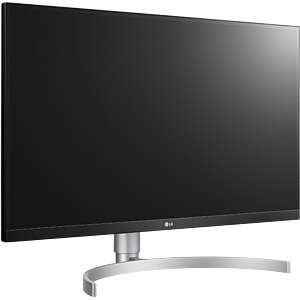 69cm Monitor, UHD, EEK A, mit Pivot LG 27UK650-W.AEU