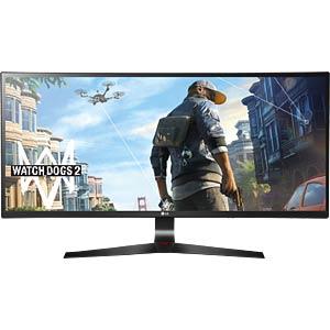 86cm - 2xHDMI/DP/Audio/USB3.0 21:9 - EEK B LG 34UC79G