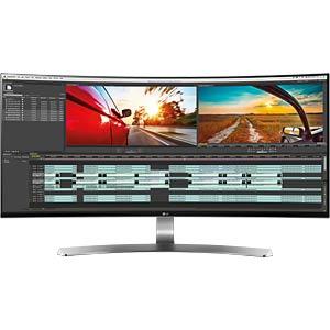 86cm Monitor, 2xDP/TBUSB3.0 21:9, EEK B LG 34UC98-W.AEU