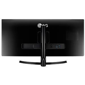 86cm Monitor, Lautsprecher, EEK B LG 34UM88C-P.AEU