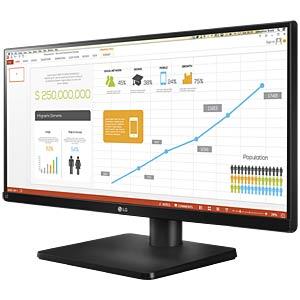 86cm Monitor, 2xDP, USB3.0, 21:9, EEK B LG 34UB67-B