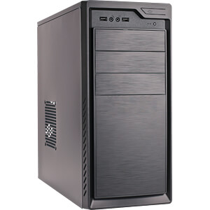 PC-Komplettsystem, Intel i3-8100, 4GB FREI 45133