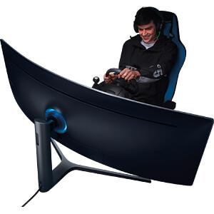124cm Curved Gaming Monitor C49HG90DMU SAMSUNG LC49HG90DMUXEN