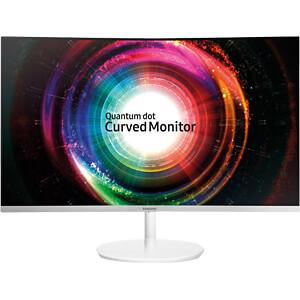 68cm Monitor, curved, EEK C SAMSUNG LC27H711QEUXEN