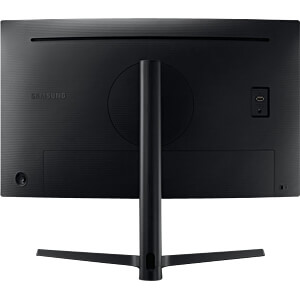 68cm Monitor, 1080p, mit Pivot, curved, EEK B SAMSUNG LC27H800FCUXEN