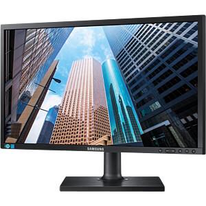 55cm Monitor, Pivot, USB SAMSUNG LS22E65UDSG/EN