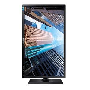 60cm - VGA/HDMI/DP/Audio/USB - 1080p - Pivot - EEK B SAMSUNG LS24E65UPL/EN