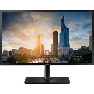 68cm Monitor, 1080p, Pivot, EEK A SAMSUNG LS27H650FDUXEN