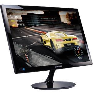 60cm Monitor, 1080p, EEK A SAMSUNG LS24D330HSX/EN