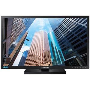 56cm - VGA/DVI/DP - 1080p - Pivot SAMSUNG LS22E65UDS/EN