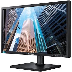 60cm - VGA/DVI - 1080p - Pivot SAMSUNG LS24E45KBL/EN