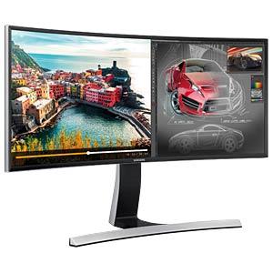 86cm - 2xHDMI/DP/USB/Speaker - Curved - 21:9 - EEC C SAMSUNG LS34E790CNS/EN