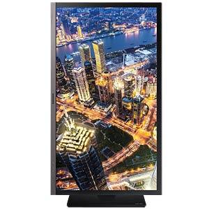 70 cm — 2 x HDMI/DP/miniDP/USB — pivot — UHD — EEC B SAMSUNG LU28E85KRS/EN