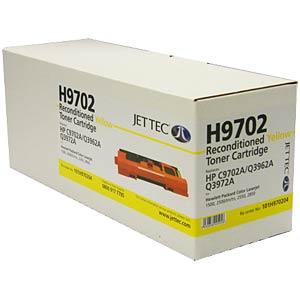 Toner - HP - gelb - 122A - rebuilt JET TEC 137H970204