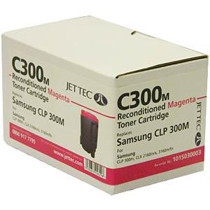 Toner - Samsung - magenta - C300 - rebuilt JET TEC 137S030003