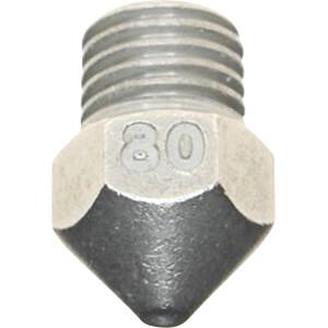 3D Druck, UM3 0,80 mm HardCore ICE Düse 3D SOLEX 7072482001502