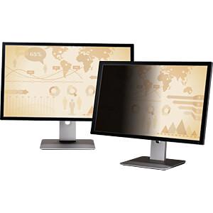 Blickschutzfilter, 18,5 Monitor, 16:9, schwarz 3M ELEKTRO PRODUKTE 98044054280