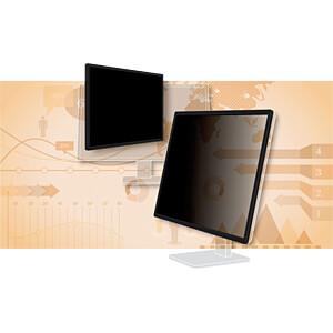 Blickschutzfilter, 24 Monitor, 16:9, Rahmen, schwarz 3M ELEKTRO PRODUKTE 98044060618/ 7100052483