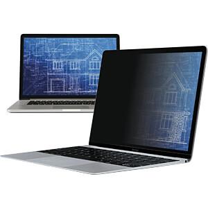 Privacyfilter, 13 MacBook Pro, Retina, zwart 3M ELEKTRO PRODUKTE 98044061954/ 7100077405