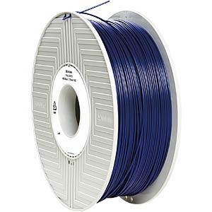 ABS Filament - blue - 1,75 mm - 1 kg VERBATIM 55012