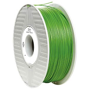 ABS Filament - green - 1,75 mm - 1 kg VERBATIM 55014