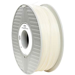 ABS Filament - transparent - 2,85 mm - 1 kg VERBATIM 55019