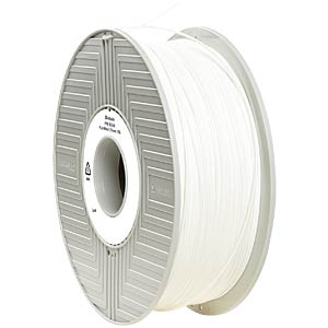 3d Printers & Supplies Computers/tablets & Networking Verbatim 55268 Pla Filament 1.75mm 1kg White