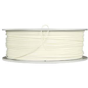 PLA Filament - weiß - 1,75 mm - 1 kg VERBATIM 55268