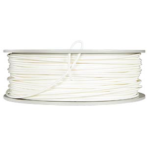 PLA Filament - white - 2,85 mm - 1 kg VERBATIM 55277