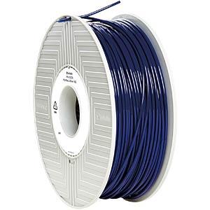 PLA Filament - blue - 2,85 mm - 1 kg VERBATIM 55278