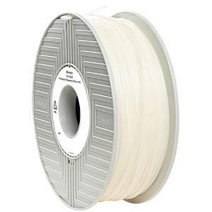 PLA Filament - transparent - 2,85 mm - 1 kg VERBATIM 1411-812