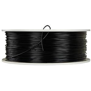 PLA Filament - schwarz - 1,75 mm - 750 g VERBATIM 55284